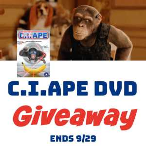 C.I.Ape DVD