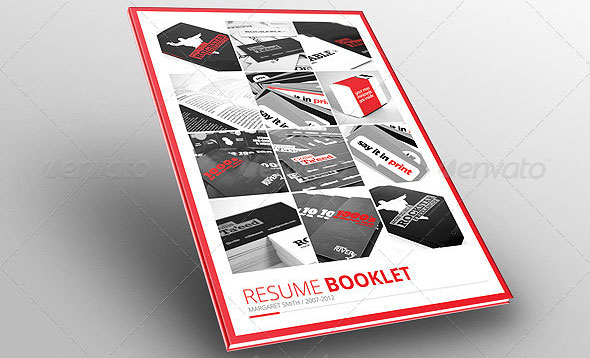 20 creative resume cv indesign templates design freebies