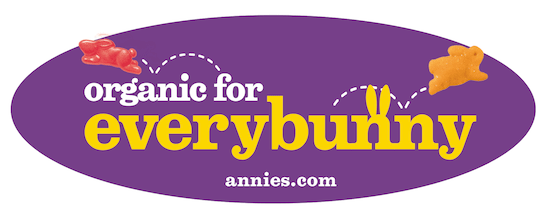 Free Annie's Bunnies Stickers While Stocks Last