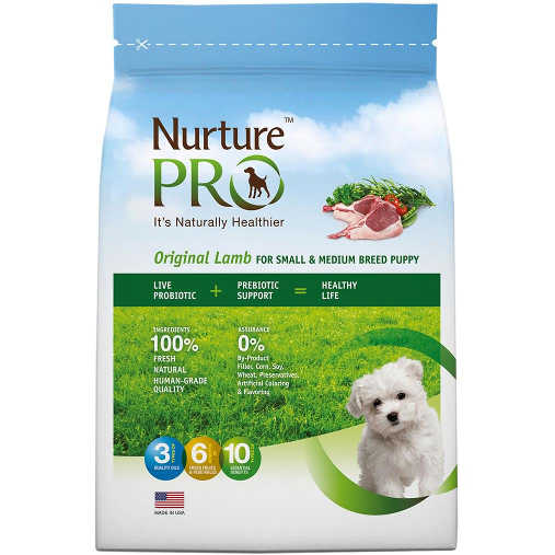 Get a Free Trial on Nurture Pro Dog and Cat Food