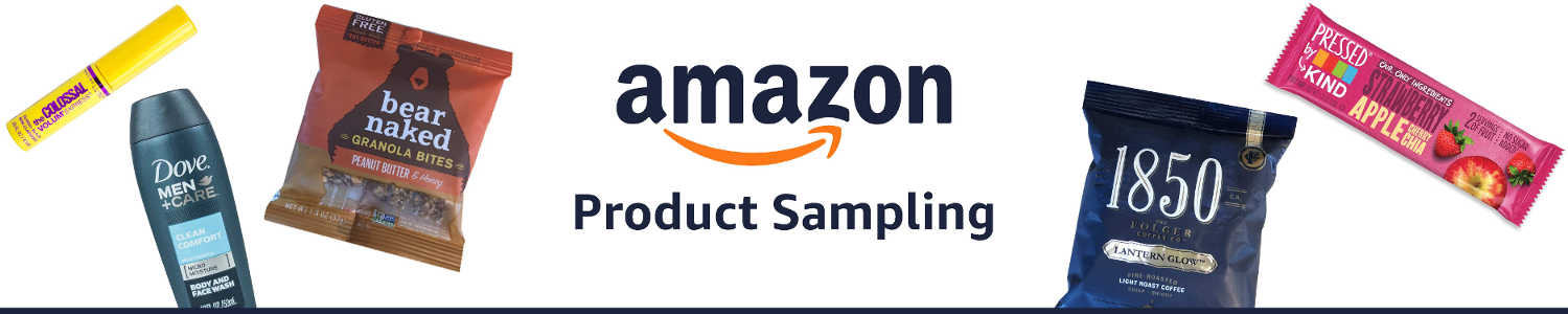 Receive Free Product Sampling from Amazon (Requires an Active Account)