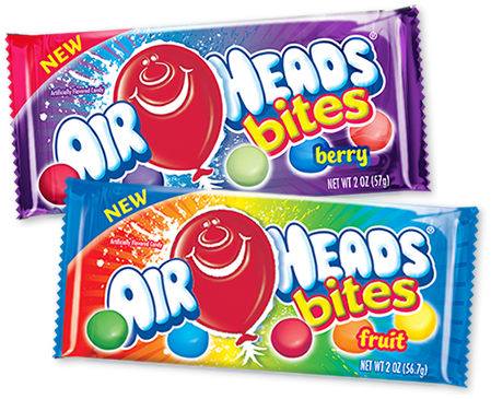 Free Airheads Bites or Bars Candy at Kroger