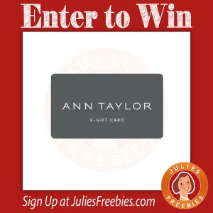 Ann Taylor Get More Style Sweepstakes