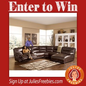Ashley Homestore Room Makeover Sweepstakes
