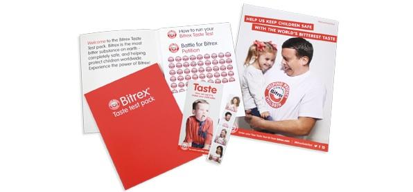 Request for a Free Bitrex Taste Test Kit