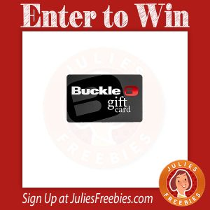 Play with 2K Buckle Sweepstakes