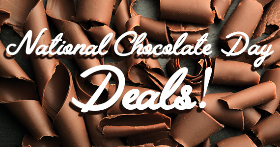 The Best National Chocolate Day Freebies & Deals