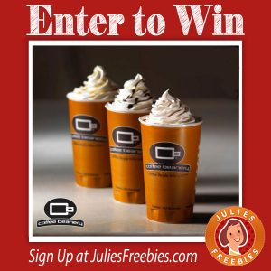 Win Coffee For a Year From Coffee Beanery