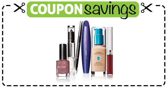 Save $2 off Covergirl