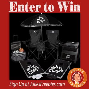 Curly's Road Trip Eats Tailgate Giveaway