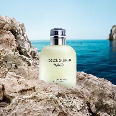 Get a Free Bottle of Dolce & Gabanna Light Blue Perfume Sample (Shipping in US Only)