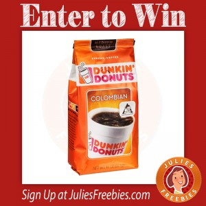 Year of Dunkin Donuts Sweepstakes