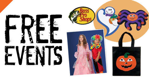 free-halloween-events-at-bass-pro-shops