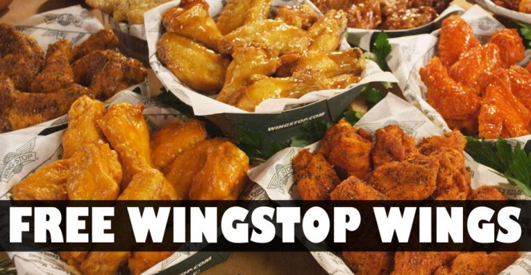 free-wingstop-wings