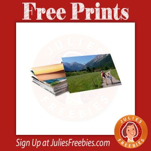 50 Free Prints with Amazon Prime
