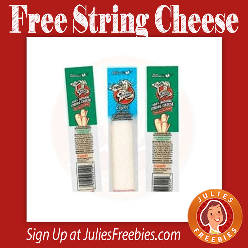 Free Frigo String Cheese at Walmart