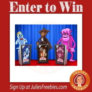 General Mills 2016 Monsters Cereal Election Sweeps and Instant Win Game