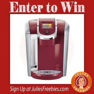 Keurig Happy Couple Sweepstakes