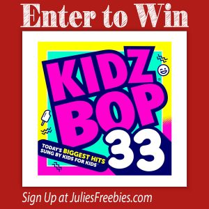 KB 33 – Pop Star Party Giveaway