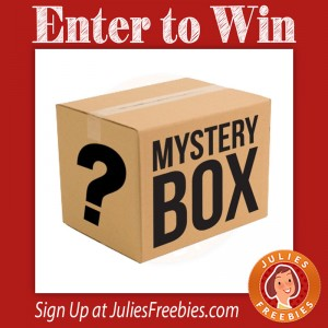 Win a Mystery Box of Craft Supplies