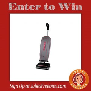 Win an Oreck LEED Compliant Vacuum
