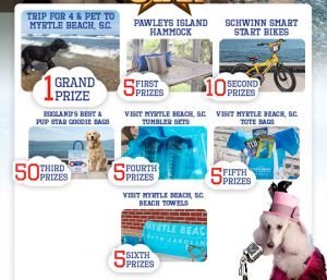 Ultimate EB Pup Star Sweepstakes