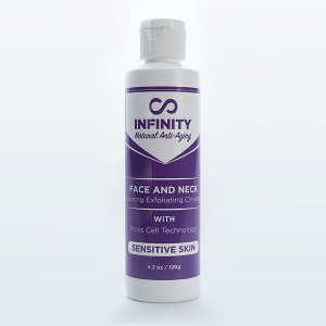 Get a Free Infinity Organic Foaming Exfoliating Cleanser