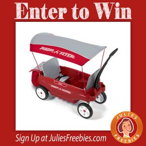 Build Your Own Radio Flyer Wagon Giveaway