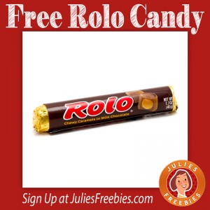 Free Rolo Chewy Caramels
