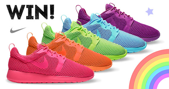 Win A Free Pair Of Shoes Today