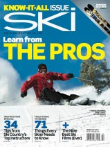 Free Subscription to Ski Magazine