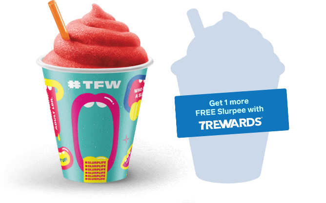 Free Small Slurpee When You Download the 7-Eleven App (Offer is from 7/12-8/12)