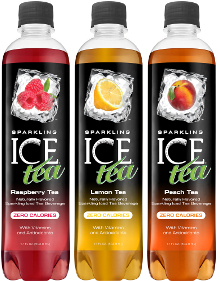 Free Sparkling ICE Tea at Kroger & Affiliate Stores