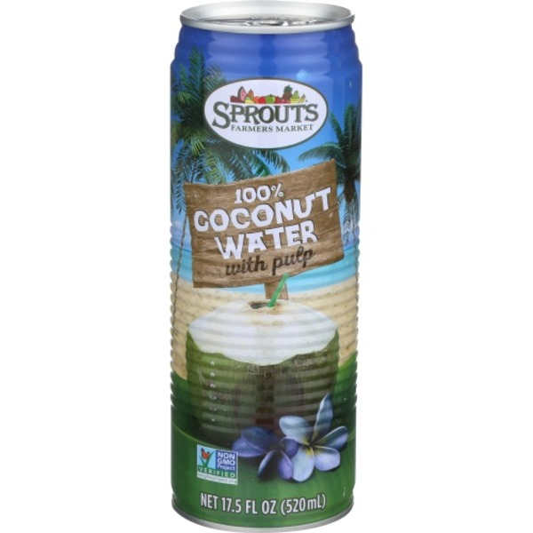 Free Coconut Water Available at Sprouts Farmer Market
