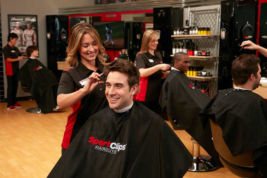 Free Haircut for New Clients at Sport Clips Haircuts (US Only)