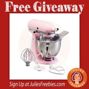 Cook for the Cure KitchenAid Mixer Giveaway