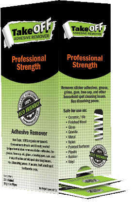 Free Take Off Adhesive Remover Sample Pack (US Only)