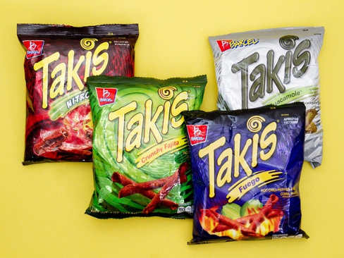 Get Coupon for a Free Bag of 4oz Taki's Snacks at Giant Food Stores