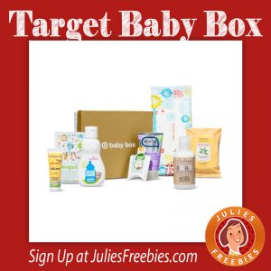 Target Baby Box – $7 SHIPPED