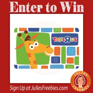 Win a $150 Toys R Us Gift Card