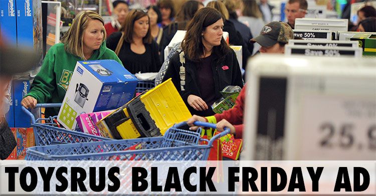 Toys-R-Us Black Friday 2015 Ad Leak