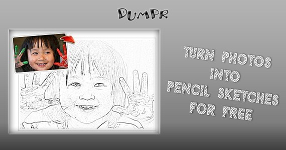 Turn Photos Into Pencil Sketches for Free
