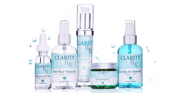 Win a ClarityRX Skincare Prize Pack