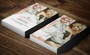 Free Photograpy Business Card Template PSD