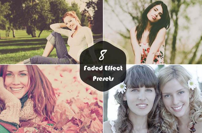 8 Free Lightroom Presets for Fade Effect