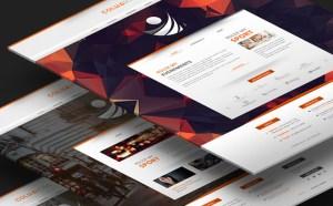 Colharosa : Free Sport PSD Web Template