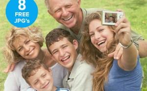 8 Free HD Family Stock Photos