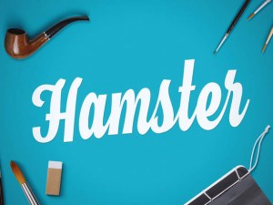 Hamster Script Free Typeface
