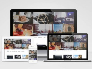 free grid magazine Wordpress theme