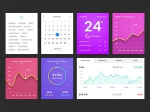 Azure : Free Stylish UI Kit